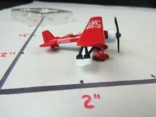 Gearbox Coca-Cola 1932 Stearman Bi-Plane Die-Cast COLLECTIBLE AIRPLANE