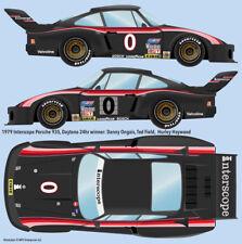 1979 Interscope Porsche 935 Water Transfer Decals 1/24 scale