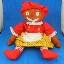 Raggedy Ann BELOVED BELINDY Cloth Rag Doll Vintage Georgene Inspired  *GORGEOUS*