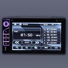 6.2 Inch 2Din Car DVD/USB/SD Player HD Multimedia Bluetooth Radio TFT iPod 21NH