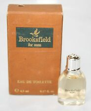Miniatur Brooksfield for men 4,5 ml Eau de Toilette EDT