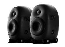 SWANS HIVI X4 PROFESSIONAL ACTIVE MONITOR SPEAKERS - OVOID CABINETS - Pair of 2