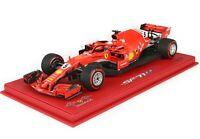 Ferrari SF71-H GP Belgio 2018 SPA Francorchamp Vittoria S. Vettel scala 1/18