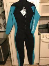 New Hevto Wetsuits Women 3mm Neoprene Full Scuba Suit Surfing Size Lt Large Tall