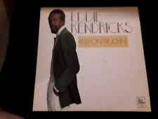 Eddie Kendricks - Keep On Truckin' (Tamla Motown STML 11245) Vinyl LP ( Rare)