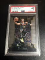 2018 Paninj Select Trae Young Rookie PSA 9 #142 🔥📈