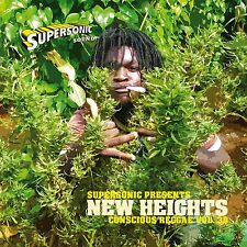SUPERSONIC NEW HEIGHTS REGGAE CULTURE MIX CD