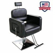 Hydraulic Barber Chair Heavy Duty Styling Salon Beauty Shampoo Spa Equipment New