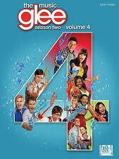 GLEE - The Music Season 2 Vol 4 Easy Piano Book *NEW* Songs Sheet