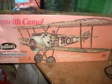""" Sopwith Camel"" Model Kit by Guillows"