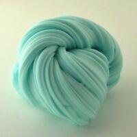 60ML Grün Fluffy Fluff Floam Slime Schleim für Stressabbau Baby DIY Spielzeug