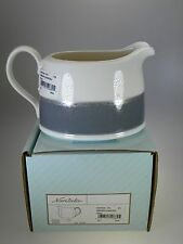 Noritake Ambience Charcoal Gravy Boat NEW IN BOX