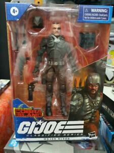 Hasbro GI G.I. Joe Classified Series Major Bludd Cobra Island Figure mint DHL