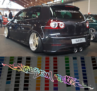 8x No Step Wide body universal Protective Car decal Vinyl Safety Stance Mugen