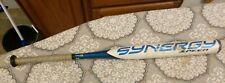 "Rare Easton Synergy Speed Fastpitch Softball Bat SRV4B 31"" /21 oz  -10 composite"