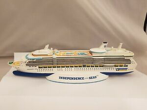 Independence of the Seas Royal Caribbean Model Cruise Ship