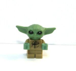 Lego Star Wars The Mandalorian Groug Baby Yoda The Child Minifigure