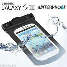 Housse Cover Étanche Sous-Marine pour Samsung Galaxy S2 S3 S4 S5 IPHONE 4 5