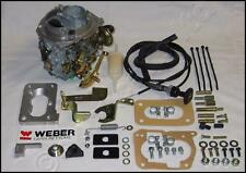 Genuine Weber 32/34 DMTL VW Golf 1.6 carburettor kit  AUTO BOX        22670.917