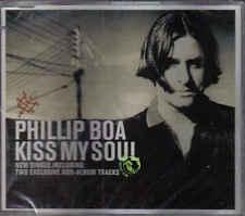 Phillip Boa-Kiss My Soul cd maxi single Sealed