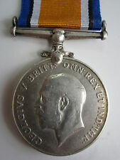 Canada WW1 British War Medal - A.S.Sjt F. Piper 146th Canadian Inf. Battalion