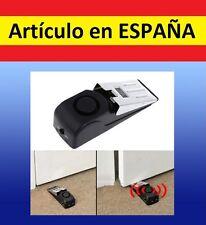 ALARMA anti robo CUÑA PUERTA 120dB! seguridad anti ladrones 9V solo casa peligro