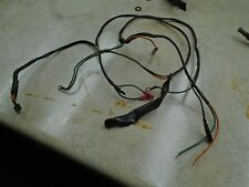 CAN AM 250 QUALIFIER BOMBARDIER Wire Harness 1980 WD WD57