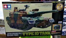 TAMIYA # 48215   1:35   RC JGSDF TYPE 10 TANK   NEW IN BOX