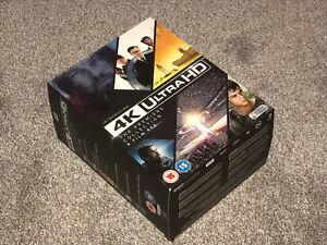 THE PREMIERE COLLECTION : 6 FILM, 12 DISC SET - 4K ULTRA HD BLU RAY BOXSET - VGC