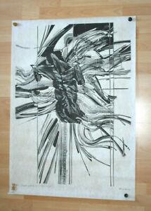 Mircia Dumitrescu Holzschnitt woodcut xylography Avantgarde Romania