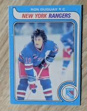 New listing 1979-80 O-Pee-Chee #208 Ron Duguay New York Rangers Mint
