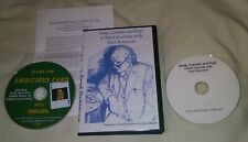 2 DVD AMBITIOUS CARD Magic Simon Lovell Fred Robinson Coin in Tie Duffie
