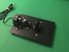 NEW 1ea Economy Ez-Mount-Base TM @2.5Lbs for Morse Code Telegraph Key CW Paddle