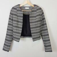KOOKAI | Womens Sarah Jacquard Jacket [ Size 34 or AU 6 / US 2 ]