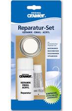 Cramer Remaille Reparatur-Set Bahama-Beige Reparaturlack Acryl Emaille Keramik