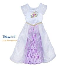 NEW Disney Store Rapunzel Tangled Deluxe Nightgown Costume 4,5/6,7/8,9/10 Girls