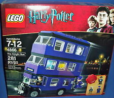 LEGO Harry Potter 4866 - THE KNIGHT BUS retired new sealed NISB