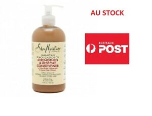 Shea Moisture Jamaican Black Castor Oil Grow and Restore Rinse Out Conditioner
