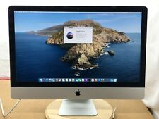 "Apple iMac A1419 Late-2013 Core i7-4771 3.5GHz 27"" 16GB RAM 512GB SSD Catalina"