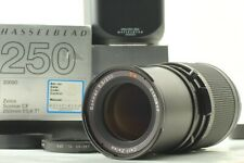 【MINT in Box w/ Hood】 Hasselblad Carl Zeiss Sonnar T* CF 250mm F/5.6 Lens Japan