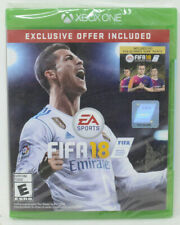FIFA 18 - Includes 500 Ultimate Team Points [New Xbox One]