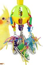 01105 Kick Ball Bird Toy parrot cage toys cages african grey cockatiel conure