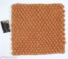 """WEST ELM Bubble Knit 16"""" Pillow Cover, APRICOT, NEW"""