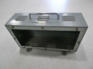 Case Metal Box Instrument Case Light Box BMC2