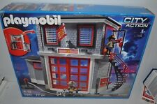 PLAYMOBIL 5981 Fire Rescue House / box - Sealed Pieces