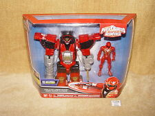 BanDai Power Rangers Super Megaforce DELUXE LEGENDARY ZORD ARMOR RANGER BNIB