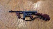 Vintage Action man Tompson Machine Gun