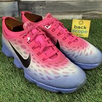 UK7.5 Nike Zoom Fit Agility Trainers - Rare 2014 Pink/Blue Shoes - EU42.5