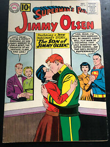 Jimmy Olsen ##56 FN (6.0)