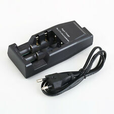 UltraFire WF-139 Charger For  Lithium Ion 18650 14500 Battery EU Plug